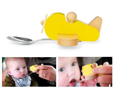 Детская ложка игрушка