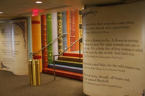 креативная библиотека