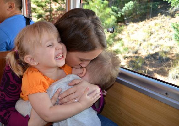 сила родительской любви
