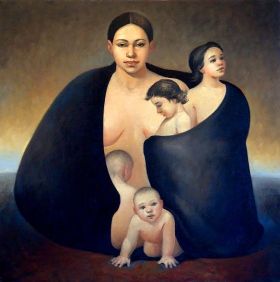 Картина матери